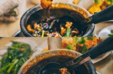 在新加坡的红灯区喝田鸡粥