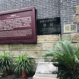 桂园旅游景点攻略图