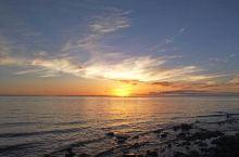 黑马河看日出,真的很美~