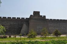 平遥古城墙,城墙城下皆美景(4)