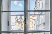 窗外的布拉格广场,一家看得到风景的酒店