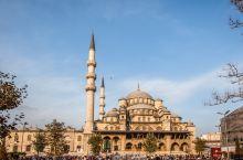 浓郁奥斯曼风情,伊斯坦布尔最年轻的耶尼清真寺