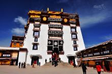 圣地西藏,与天地相应的建筑,布达拉宫