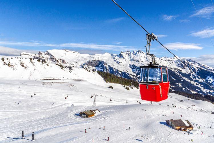 聖莫里茨滑雪場1