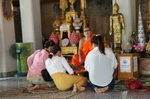 去曼谷卧佛寺,朝拜世界上最大卧佛