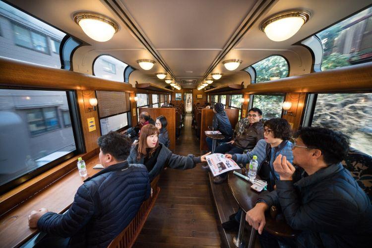 九州七星號列車1