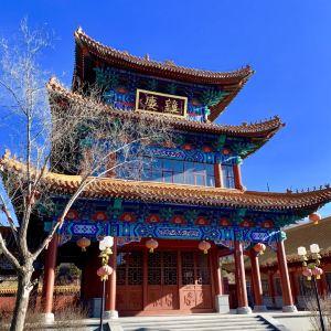 正觉寺旅游景点攻略图