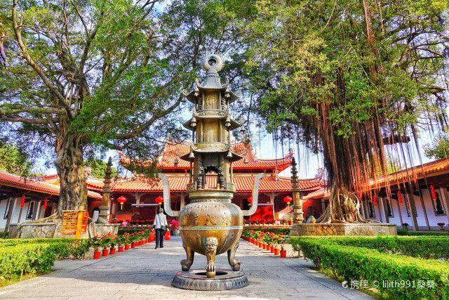 Chengtian Temple1