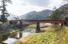 官方认证的山阴小京都—岛根县津和野城,享受日本淳朴的乡村小镇