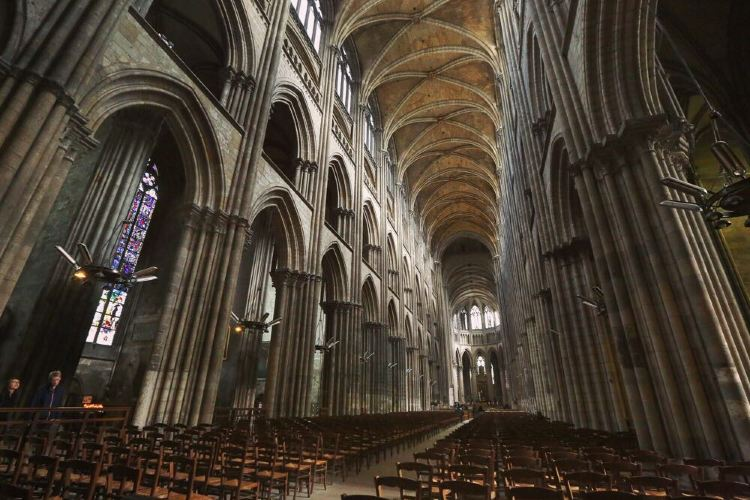 Rouen Cathedral1