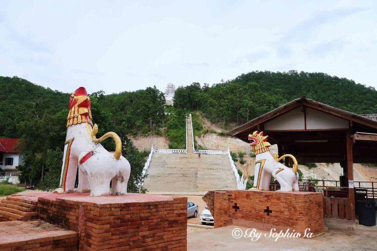 Chedi Phra That Mae Yen4
