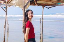 灵姑海滩,一人独享十公里海岸线