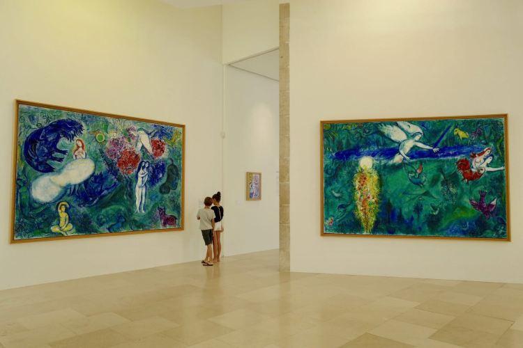 夏加爾美術館1