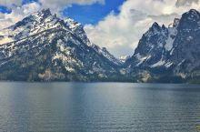 珍妮湖下近距离赏大提顿峰