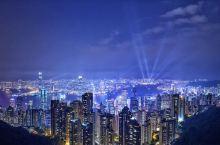 太平山摩天轮:登高望远赏最美香港夜景