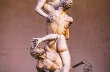 露天雕塑博物馆,佛罗伦萨必看广场,世界最帅的男子在这里
