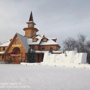 北极圣诞村旅游景点攻略图