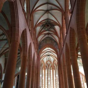 圣灵大教堂旅游景点攻略图