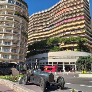 摩纳哥F1锦标赛赛道旅游景点攻略图