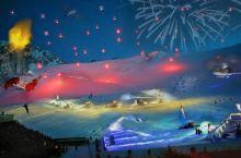 全世界只有(0.01%)的人有机会看这场阿尔卑斯雪山上的壮观大秀