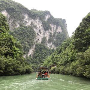 荔波樟江旅游景点攻略图