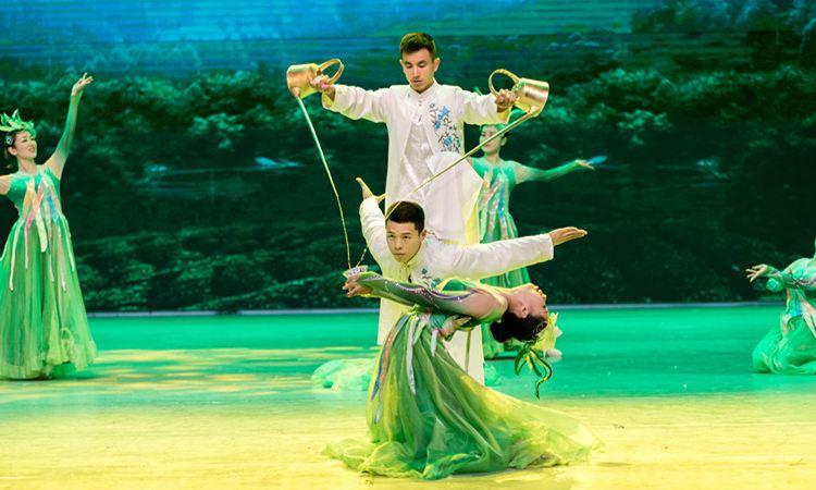 Emeishan Performing Arts Center3