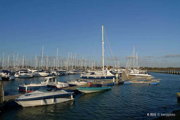 Lymington Yacht Haven1