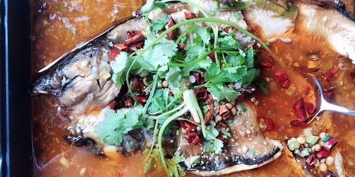 魚公壹膳秘制烤魚1
