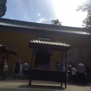 法海寺旅游景点攻略图