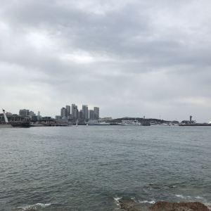 青岛海滨风景区旅游景点攻略图