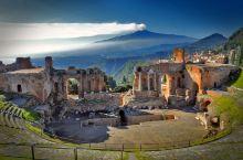 你去过的意大利可能是假的 西西里的颜值巅峰 陶尔米纳(内附航拍视频)