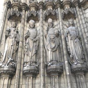 圣母大教堂旅游景点攻略图