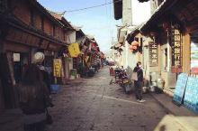 向往丽江多情的古城