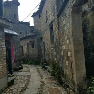 瑶里千年古镇旅游景点攻略图