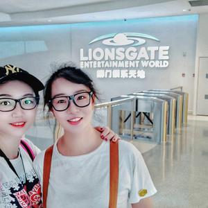 广东游记图文-狮门娱乐天地先睹为快!带你玩世界首座狮门影业电影主题互动场馆