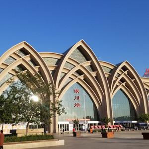 中卫游记图文-北京出发,周末休闲城市游之六——银川