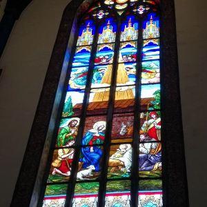 洪家楼教堂旅游景点攻略图
