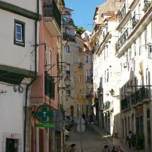 阿尔法玛老城区旅游景点攻略图