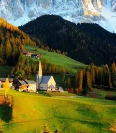 [瑞士游记图片] 十一长假去哪儿玩?这个地方的秋天,看一眼惊艳一生