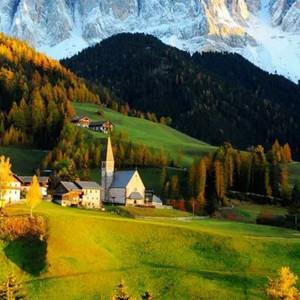 瑞士游记图文-十一长假去哪儿玩?这个地方的秋天,看一眼惊艳一生