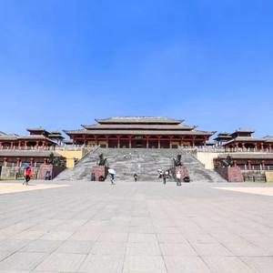 横店影视城游记图文-2019年最新东阳横店影视城闺蜜游旅行攻略