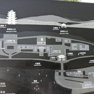 敦煌石窟艺术保护研究陈列中心旅游景点攻略图
