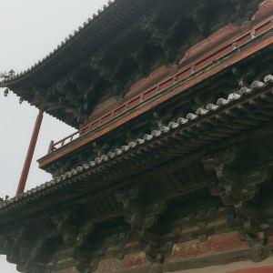 独乐寺旅游景点攻略图