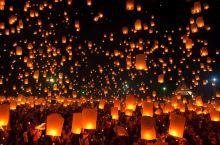 走!去泰国感受浪漫的水灯节