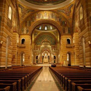 宿务都主教座堂旅游景点攻略图