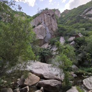碓臼峪旅游景点攻略图