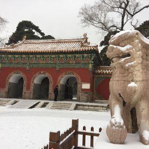 清福陵旅游景点攻略图