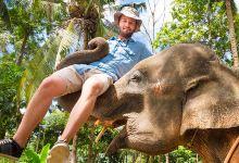 5日曼谷+芭堤雅+格兰岛·水上市场+骑大象+人妖秀