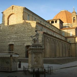 圣劳伦佐教堂旅游景点攻略图