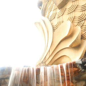 圣淘沙鱼尾狮塔旅游景点攻略图